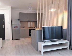 Apartament 2 camere, finisat, mobilat, utilat, 2021, Valea Chintaului