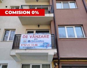 COMISION 0%!  Apartament 3 camere,  80mp, zona Edgar Quinet, Manastur