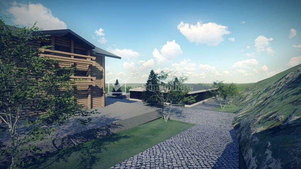 Vanzare imobil multifunctional in Salicea, 2100 mp, teren 4900 mp
