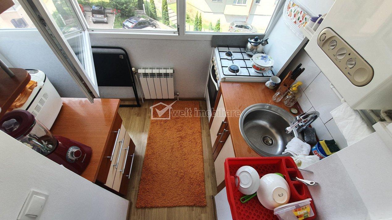 Apartament cu 2 camere, finisat si mobilat, Valea Garbaului
