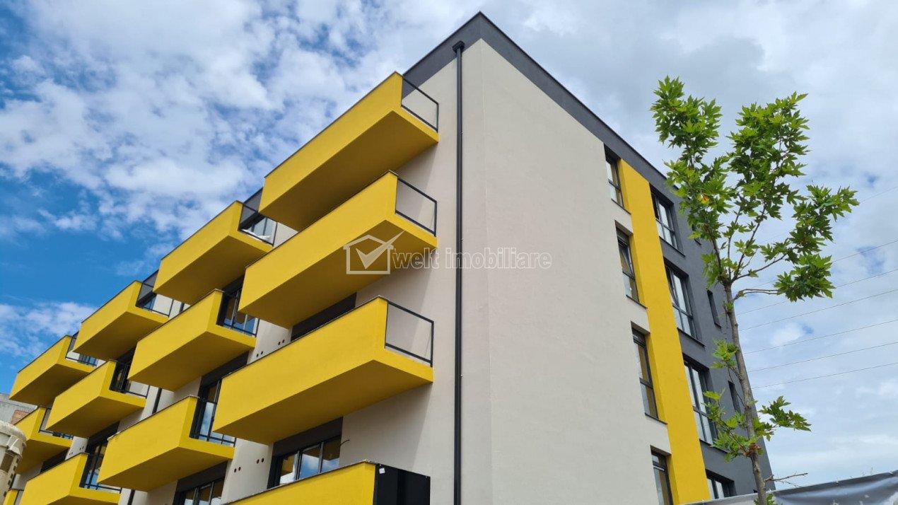 Apartament 3 camere, 70mp, 2 bai, balcon 6mp, parcare subterana, Baciu