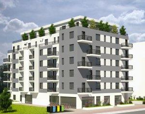 Bloc nou! Apartament 2 camere + balcon, etaj intermediar, zona Dambul Rotund
