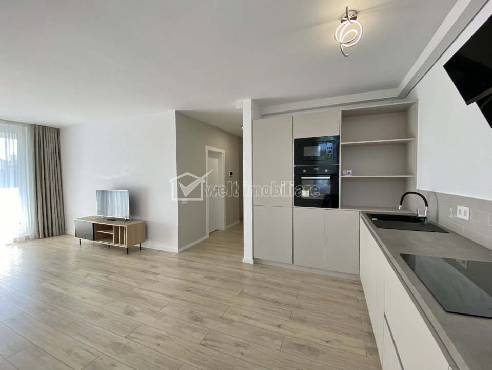 Inchiriere apartament de lux cu 2 camere, imobil deosebit, cartier Gheorgheni