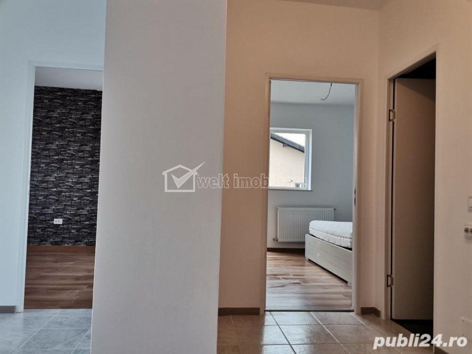 Apartament 2 camere, decomandat, situat in Floresti, zona Porii