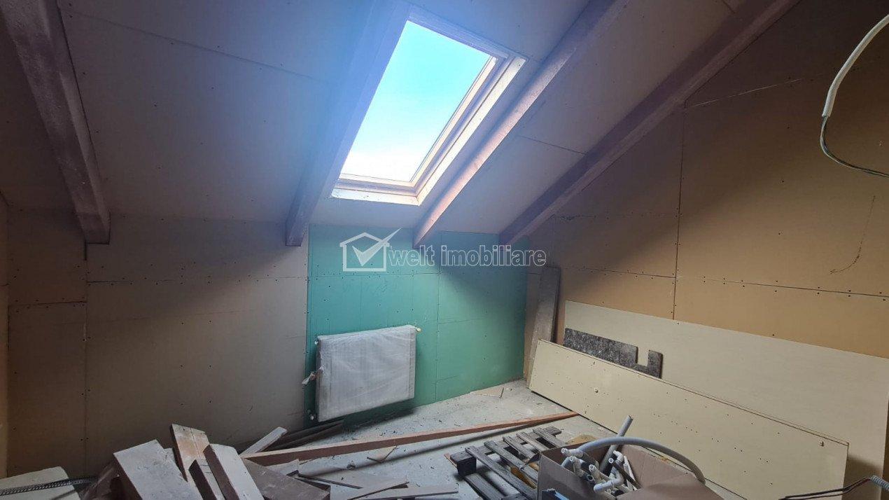 Ocazie! 4 camere, 2 bai, balcon, 118 mp, etaj 3, 850 euro mp, Manastur