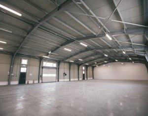Depozit - hala productie 582mp, zona bd. Muncii Emerson
