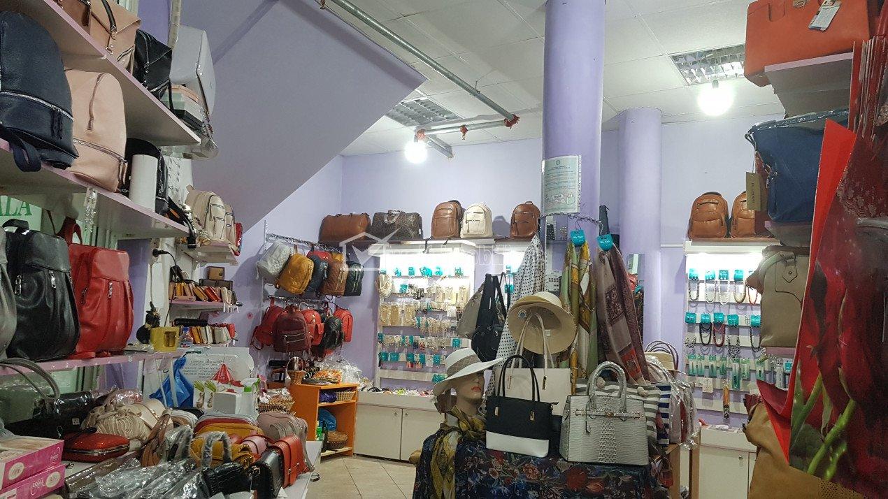 Spatiu comercial cu chiriasi in incinta pietei Marasti