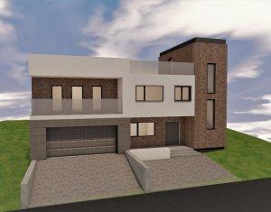 Borhanci - teren 1100mp, cu autorizatie de construire casa unifamiliala