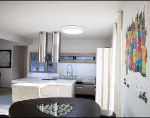 Penthouse Marasti, terasa generoasa 115 mp, 2 garaje