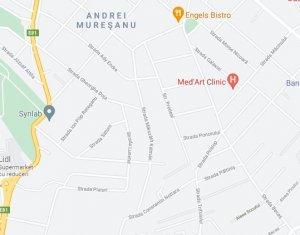 Andrei Muresanu, teren 400 mp, casa demolabila