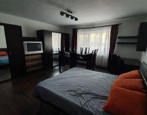 Apartament cu o camera, finisat, mobilat, utilat, Stejarului, Floresti