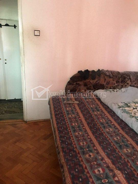 Ocazie! Apartament cu 2 camere, Gheorgheni, etaj 3