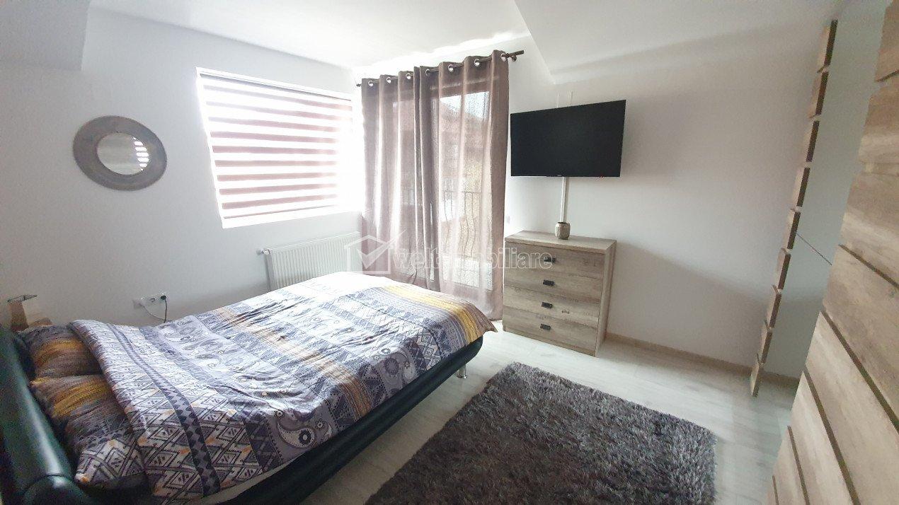 Apartament 2 camere, decomanadat, finisat modern, Floresti, Florilor
