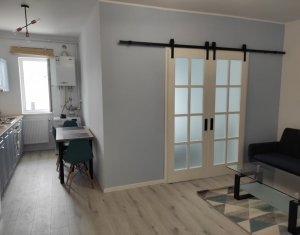 Apartament ultrafinisat, mobilat si utilat, strada Abatorului, Floresti