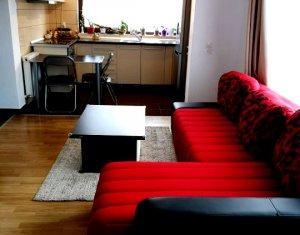Apartament 2 camere, bloc nou, zona de case Dambul Rotund, gradina privata