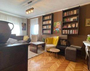 Apartament generos cu 4 camere, C. Floresti, Manastur