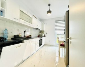 Apartament cu panorama, 3 camere, 2 bai, parcare subterana, Buna Ziua!