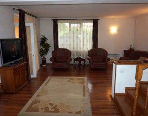 Casa 5 camere, finisata, Floresti/schimb cu apartament Cluj+diferenta