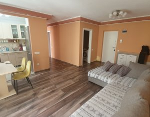 Apartament cu gradina, finisat si mobilat, zona Teilor, Floresti