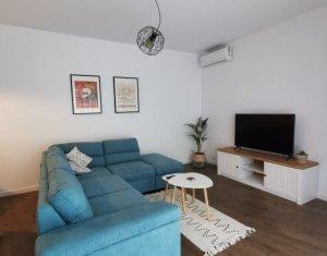 Apartament 2 camere, finisaje de lux, 54 mp, AC, Record Park