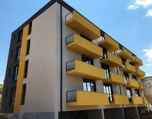 Apartament 2 camere 58mp, etaj 1, balcon 5mp, parcare subterana, Baciu