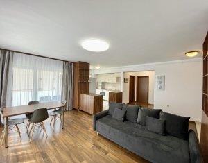 Inchiriere apartament cu 3 camera, cartier Zorilor, imobil nou, 15 minute UMF
