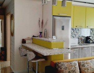 Apartament 3 camere, 60 mp, AC, mobilat modern, Marasti