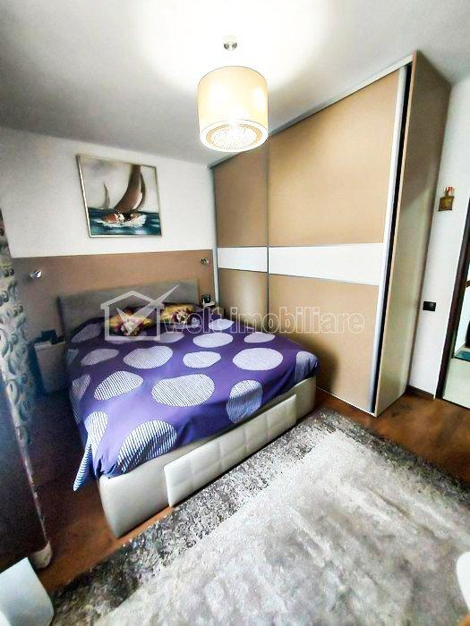 Apartament modern si spatios in Complexul FRITECH, la cheie, Baciu