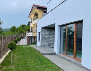 Apartament in vila, 130 mp, panorama catre oras, Grigorescu