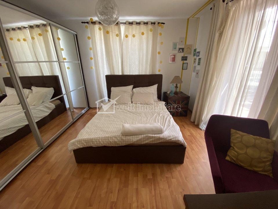 Casa cu curte proprie, moderna, 3 dormitoare, Someseni