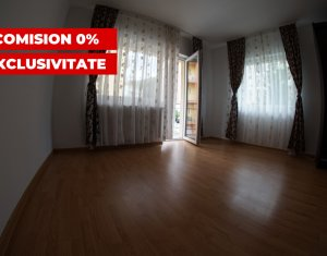 Comision 0%! Apartament decomandat, 70 mp total, etaj 1, Manastur