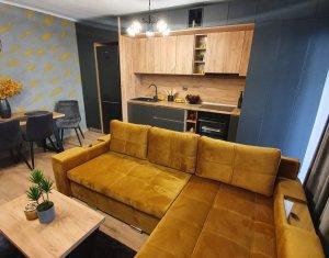 Apartament cu doua camere, ultrafinisat, zona Cetatii