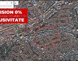 Teren + casa demolabila, Centru, 850 mp, ideal pentru birori/firma/bloc tip vila