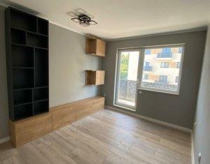 Apartament 3 camere, 53mp, balcon 6mp, terasa 17mp, garaj, zona Vivo