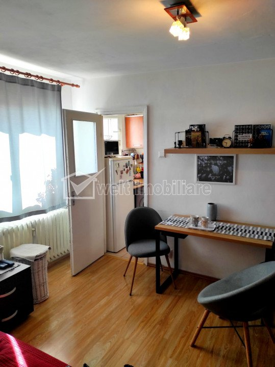 Vanzare apartament 2 camere, mobilat si utilat, Gheorgheni