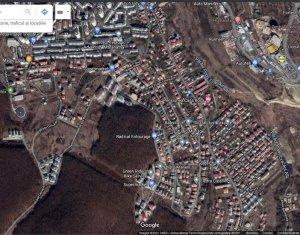 Teren constructii 450mp, Utr LIU, front 15ml, Campului-Manastur