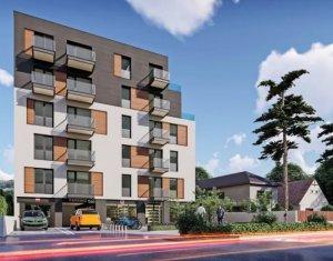 Bloc nou - apartament 2 camere 44 mp, etaj intermediar, Dambul Rotund