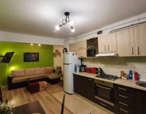 Apartament cu 3 camere si parcare in Manastur, zona Edgar Quinet