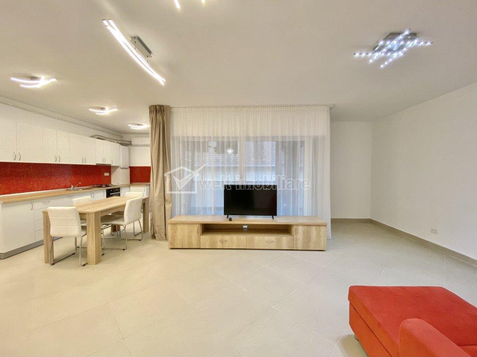 Apartament 2 camere, 63 mp, zona Lidl Buna Ziua, parcare subterana
