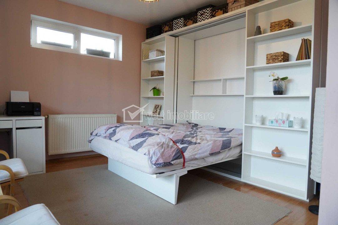 Vanzare apartament mobilat si utilat, in Baciu Petrom, pret foarte bun