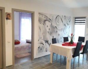 Apartament cu 3 camere in Floresti, gradina 100 mp