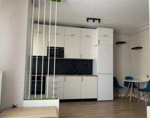 Apartament 2 camere, mobilat, zona Abatorului