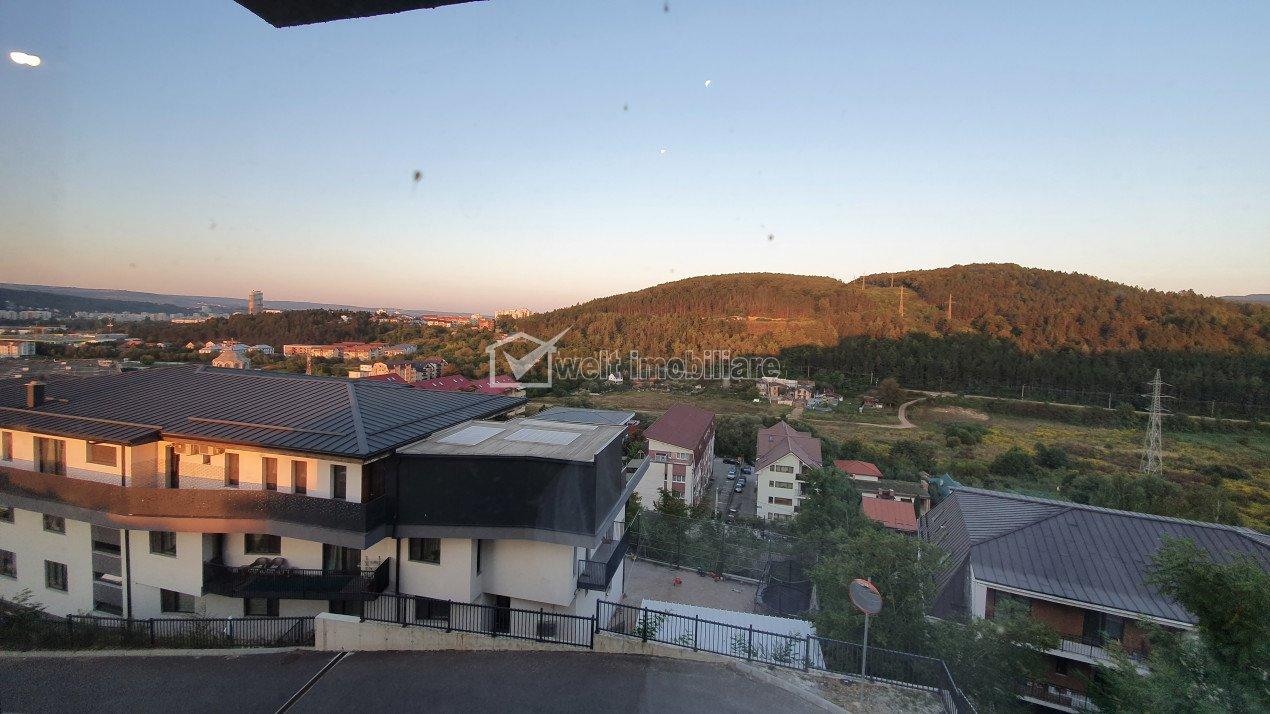 Apartament cu 2 camere si view superb in Floresti, zona VIVO