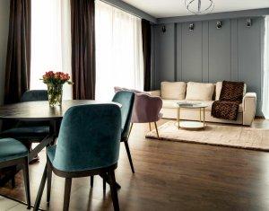 Inchiriere apartament 2 camere si garaj, design unic, lux, Buna Ziua
