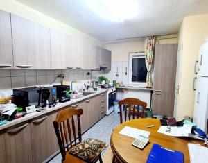 Apartament 3 camere, 72 mp, 2 bai, CF, garaj, Grigorescu