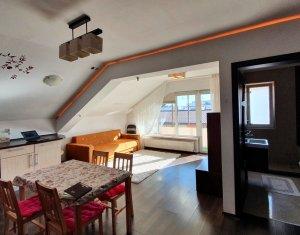 Apartament cu 3 camere si scara interioara la mansarda in Buna-Ziua