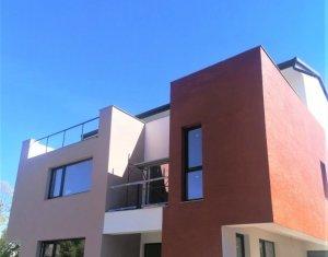 Proiect deosebit, duplex 4 camere, 3 terase, Manastur