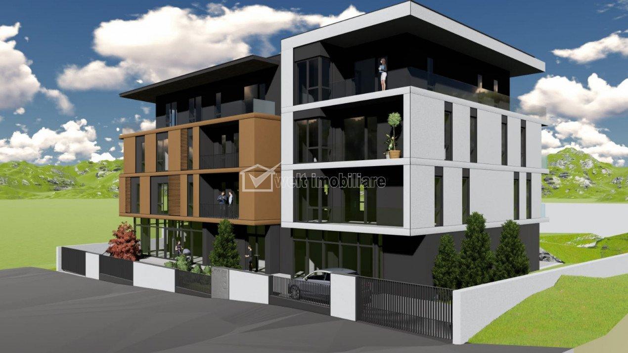 Penthouse! Apartament 3 camere, terasa, Grigorescu