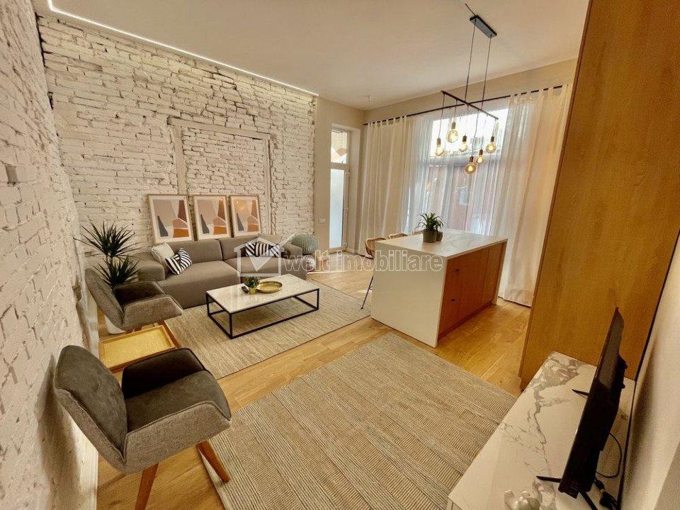Ultracentral! Apartament cu 2 camere, 48mp, la casa, zona Regele Ferdinand