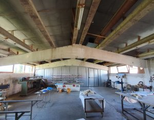 Industrial space for sale in Sancraiu